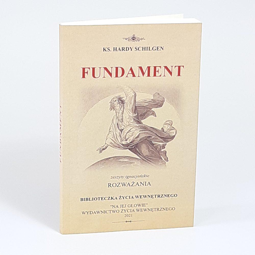 Fundament produkt książka